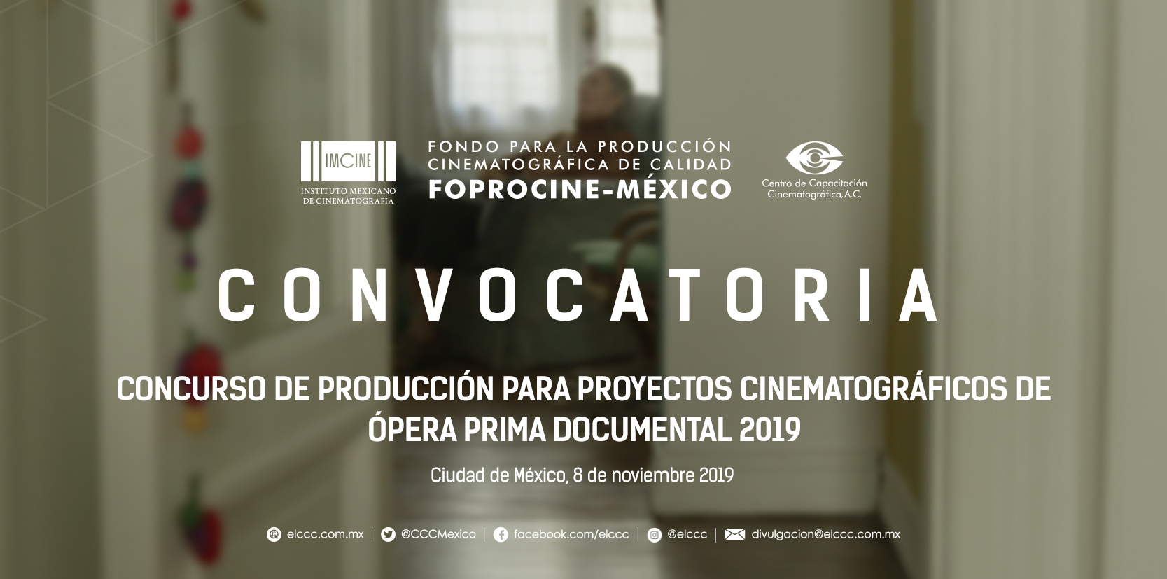 1ÓPERA PRIMA DOCUMENTAL 2019